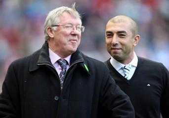 Manchester United v West Bromwich Albion Barclays Premier League