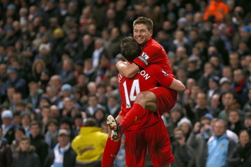 Manchester City v Liverpool - Barclays Premier League