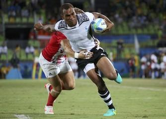 Rugby -  Men's Gold Medal Match - Fiji v Great Britain