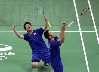 Badminton - Men's Doubles Group Play