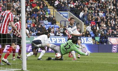 Bolton Wanderers v Sunderland Barclays Premier League