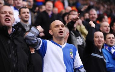 Blackburn Rovers v Burnley Barclays Premier League