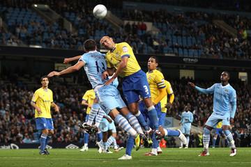 Manchester City v Birmingham City Carling Cup Third Round