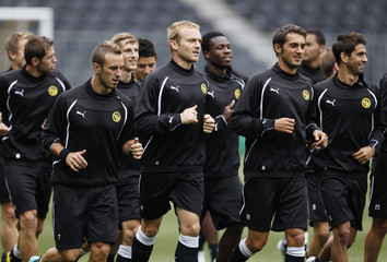 BSC Young Boys Training