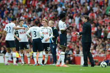 Arsenal v Tottenham Hotspur - Barclays Premier League