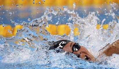 Swimming - Women's 800m Freestyle - Heats