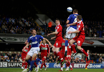 Ipswich Town v Middlesbrough npower Football League Championship