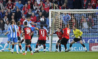 Huddersfield Town v AFC Bournemouth npower Football League One Play-Off Semi Final Second Leg