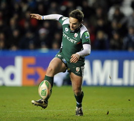 London Irish v Brive 2009/10 Heineken European Cup Pool Six