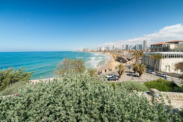 A walk in the Old Jaffa