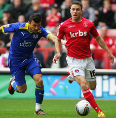 Charlton Athletic v Leyton Orient npower Football League One