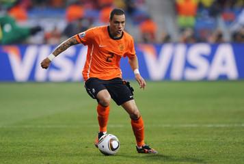 Holland v Brazil FIFA World Cup Quarter Final - South Africa 2010