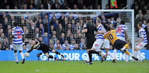 Queens Park Rangers v Everton Barclays Premier League