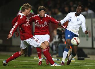 Denmark U21 v England U21 Under 21 International Friendly