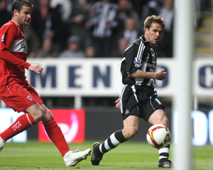 Newcastle United v Middlesbrough Barclays Premier League