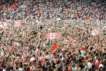 Southampton v Walsall npower Football League One