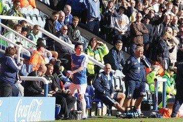Peterborough United v Leeds United npower Football League Championship