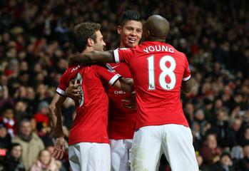 Manchester United v Stoke City - Barclays Premier League