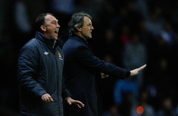 Blackburn Rovers v Manchester City Barclays Premier League