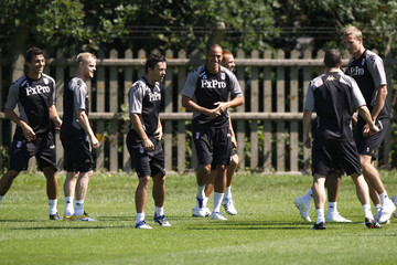Fulham Training