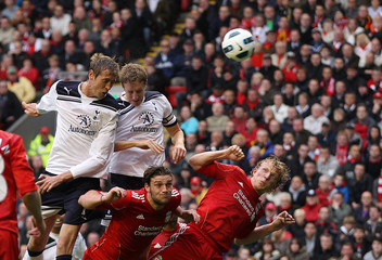 Liverpool v Tottenham Hotspur Barclays Premier League
