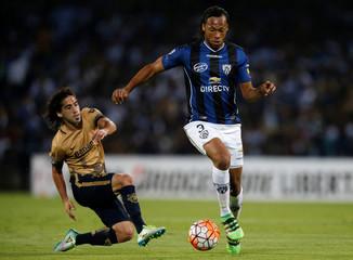 Football Soccer- Mexico 's Pumas v Ecuador's Independiente del Valle - Copa Libertadores