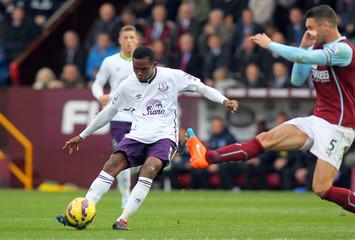 Burnley v Everton - Barclays Premier League
