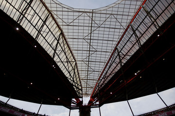 SL Benfica v Sporting Braga UEFA Europa League Semi Final First Leg