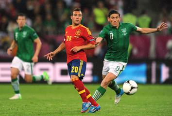 Spain v Republic of Ireland - UEFA EURO 2012 Group C