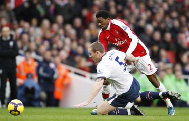Arsenal v Aston Villa Barclays Premier League