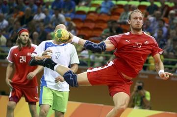 Handball - Men's Quarterfinal Denmark v Slovenia