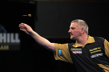 The William Hill Grand Slam of Darts 2011