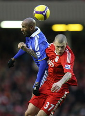 Liverpool v Chelsea Barclays Premier League