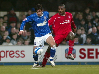 Ipswich Town v Nottingham Forest Coca-Cola Football League Championship