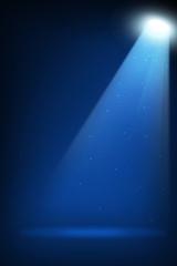 spot lights, stage background