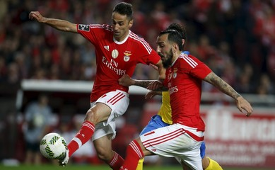 Football Soccer - Benfica v Arouca - Portuguese Premier League