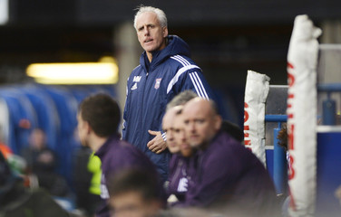 Ipswich Town v Derby County - Sky Bet Football League Championship