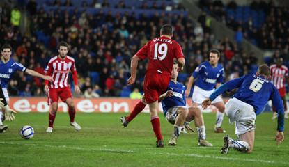 Cardiff City v Stoke City FA Cup Third Round Replay