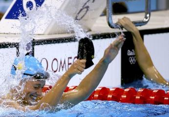 Swimming - Women's 200m Butterfly Final