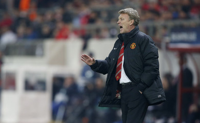 Olympiakos v Manchester United - UEFA Champions League Second Round First Leg