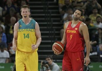 Basketball - Men's Bronze Medal Game