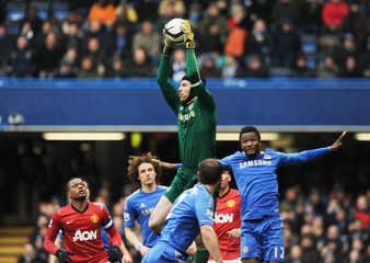 Chelsea v Manchester United - FA Cup Quarter Final Replay