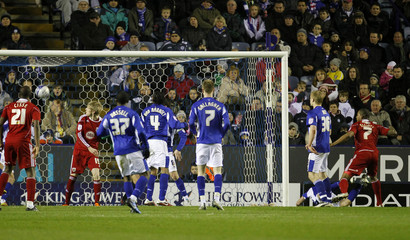 Leicester City v Bristol City npower Football League Championship