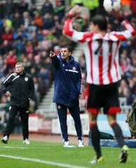 Sunderland v Cardiff City - Barclays Premier League
