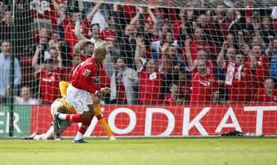 Nottingham Forest v Southampton Coca-Cola Football League Championship