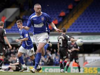 Ipswich Town v Sheffield United npower Football League Championship