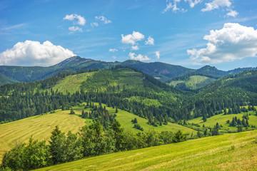 Obraz Tatras mountains landscape - fototapety do salonu