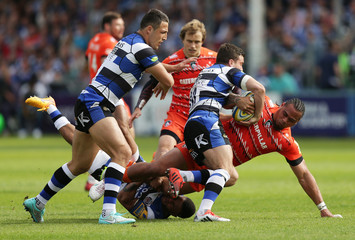 Bath Rugby v Leicester Tigers - Aviva Premiership Semi Final