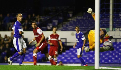 Everton v Leyton Orient - Capital One Cup Second Round