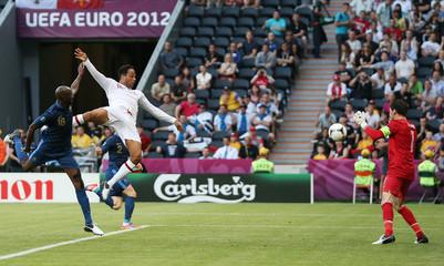 France v England - UEFA EURO 2012 Group D